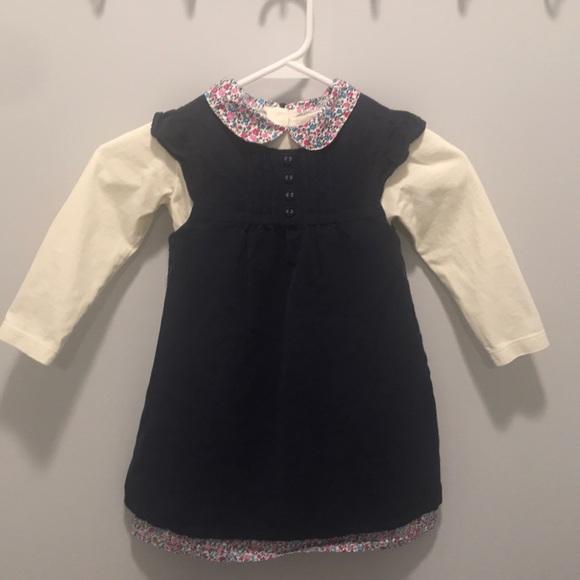 2ac983858 Jojo Maman Bebe Dresses | 34 Girls Jumper Shirt Set | Poshmark